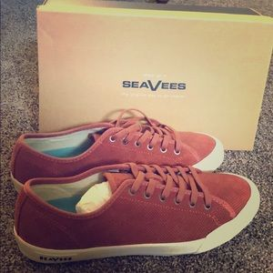 Women's size 9.5 SeaVees shoes